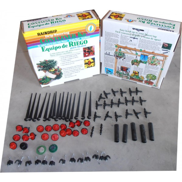 Kit para riego de tiestos Raindrip